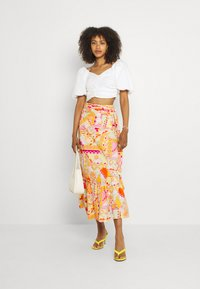 Never Fully Dressed - LOLA WRAP SKIRT - Maxi skirt - multi - 1