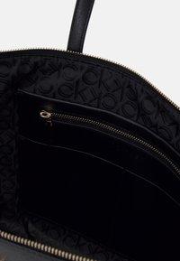 Calvin Klein - SHOPPER - Shopping bag - black - 2