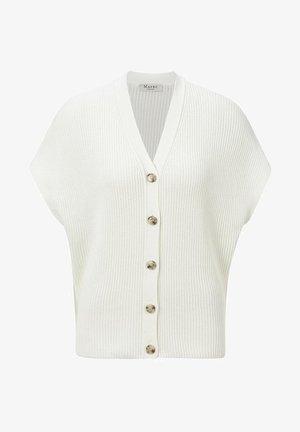 Waistcoat - new white