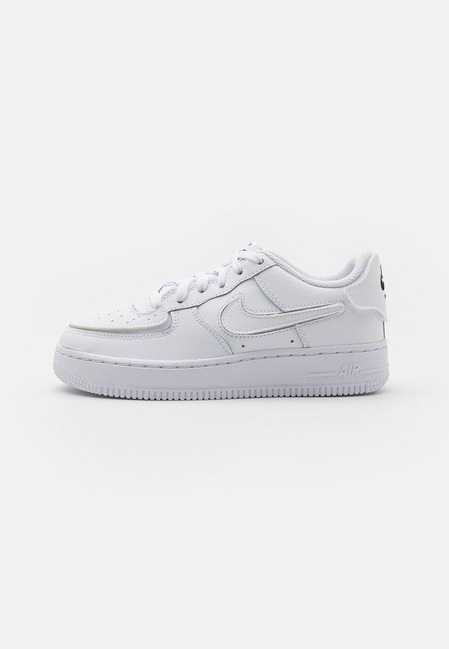 AF1/1 UNISEX - Sneakers laag - white/black