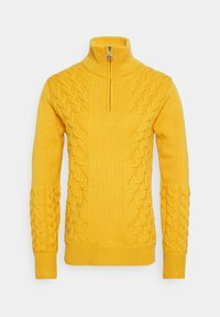 Daily Sports - ALONDRA  UNLINED - Maglione - amber - 0