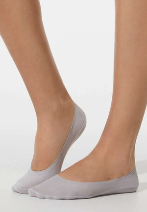 2 PAIRS - Trainer socks - grey