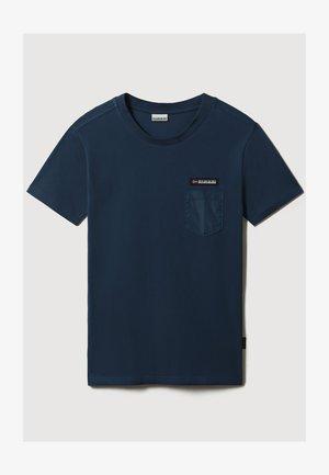 SAMIX - T-shirt - bas - blue french