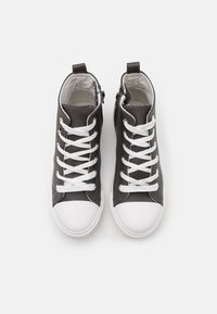 Cotton On - CLASSIC LACE UP UNISEX - High-top trainers - grey - 3