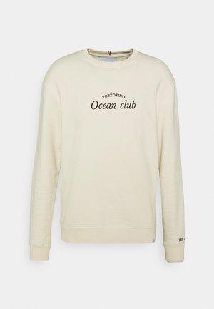 OCEAN CLUB - Sweatshirt - ivory