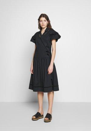 DRESSES - Denní šaty - black