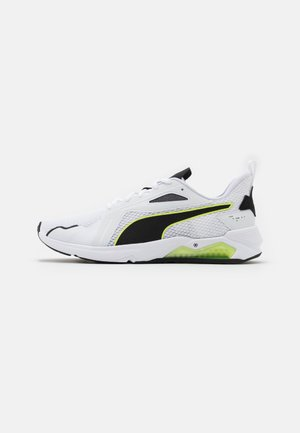LQDCELL METHOD - Sports shoes - white/black/fizzy
