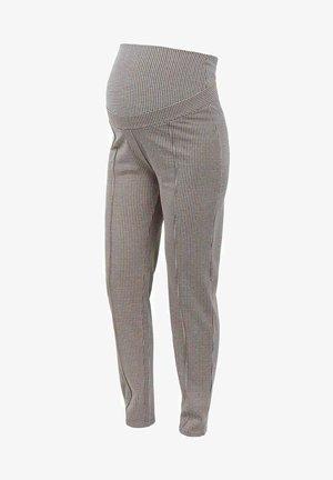 Pantaloni - pompeian red