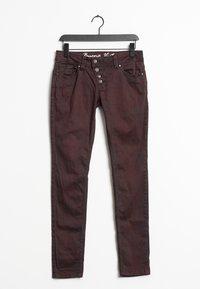 Buena Vista - Slim fit jeans - red - 0