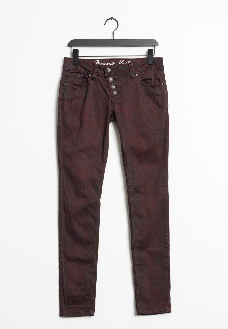 Buena Vista - Slim fit jeans - red