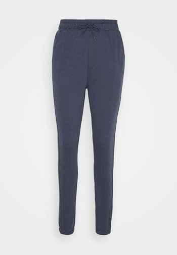 LOGO™ FRENCH TERRY JOGGER - Tracksuit bottoms - nocturnal