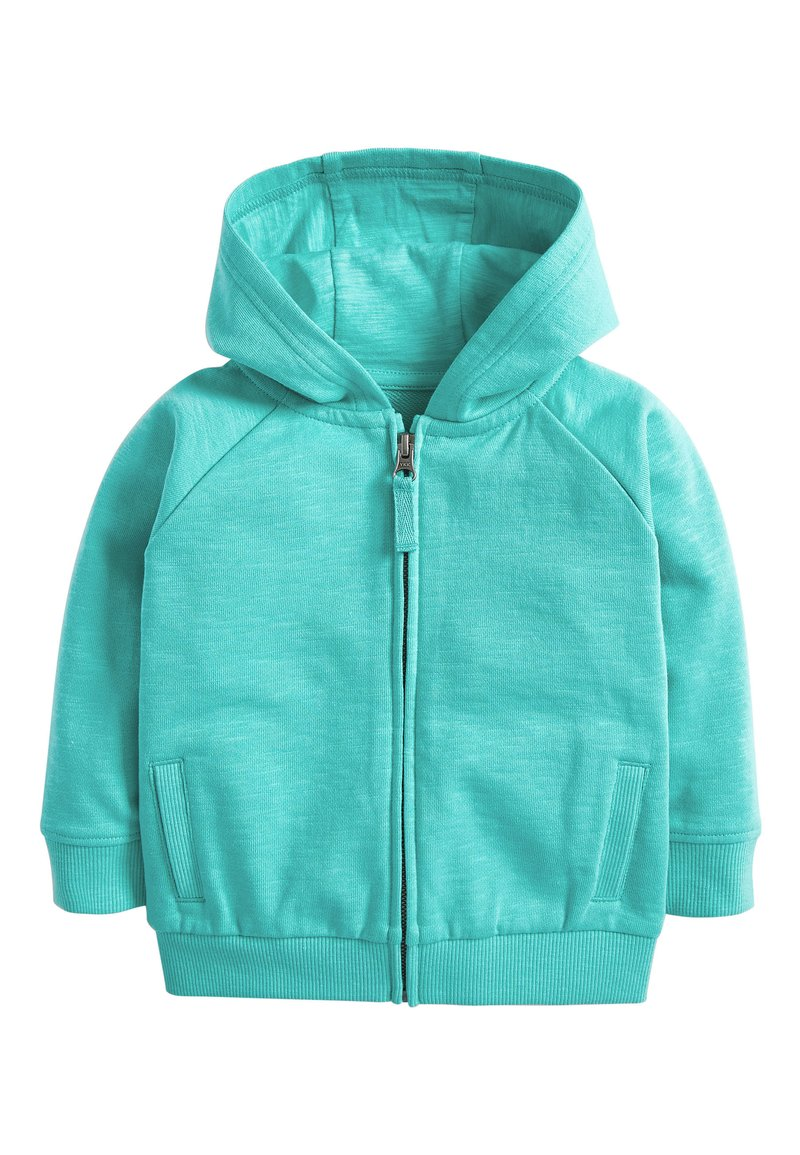 Next - LIGHTWEIGHT  - Zip-up hoodie - blue