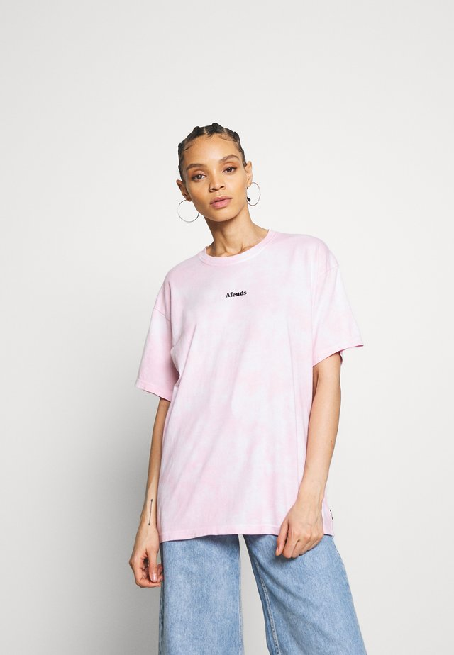 FREEDOM - T-shirt imprimé - pink