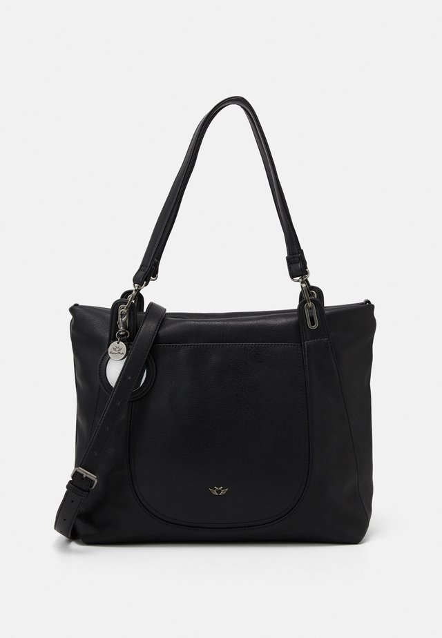NORIE - Shopper - black