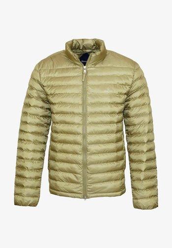 Light jacket - hellgrün