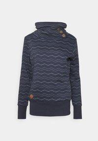 Ragwear - CHEVRON - Sweatshirt - navy - 4