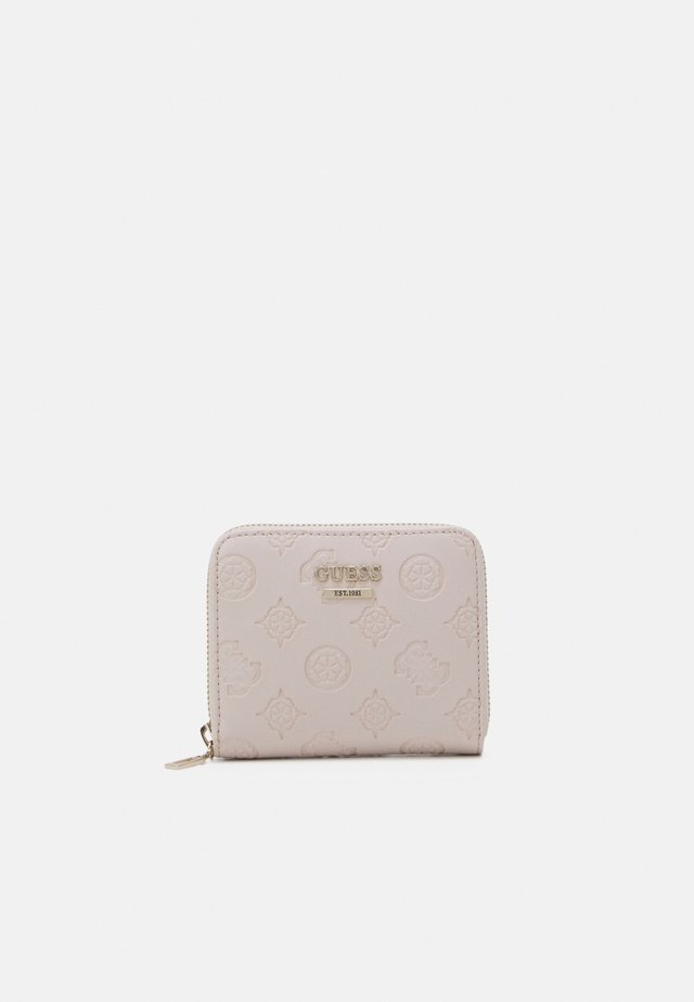 DAYANE SMALL ZIP AROUND - Portefeuille - blush