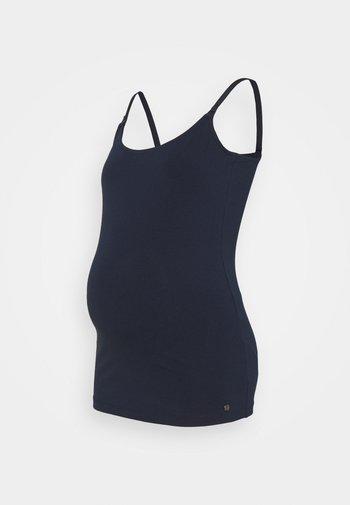 SPAGHETTE NURSING - Top - night blue