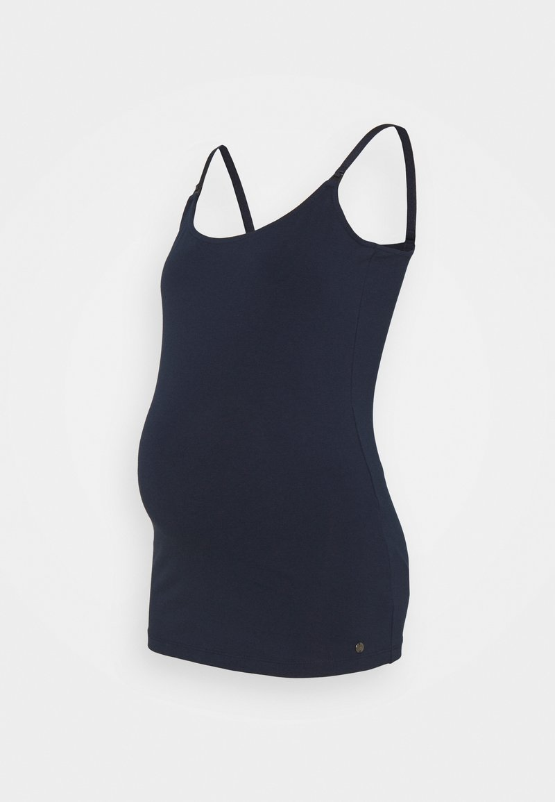 Esprit Maternity - SPAGHETTE NURSING - Top - night blue