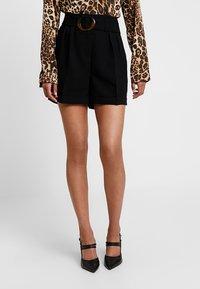 mint&berry - Shorts - black - 0