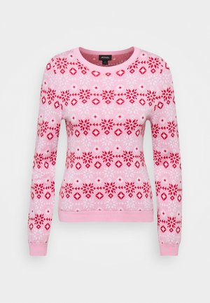 SOMIA - Jumper - pink