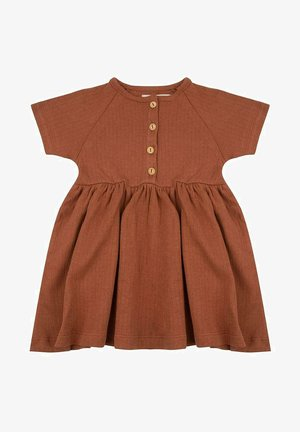 AMBER - Jerseyjurk - amber brown