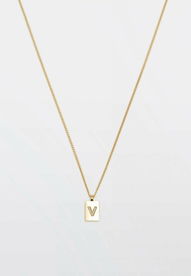 Damen MIT BUCHSTABE - Halskette