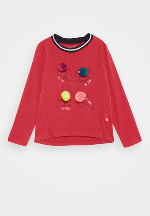 GIRLS  - Long sleeved top - tomato puree