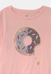 GAP - GIRL  - Top sdlouhým rukávem - minimal pink - 2