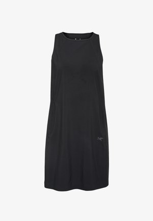 CONTENTA SHIFT DRESS WOMENS - Day dress - black