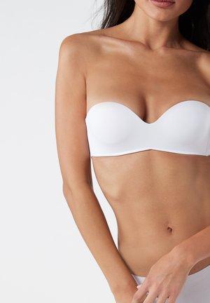 GIOIA - Multiway / Strapless bra - white