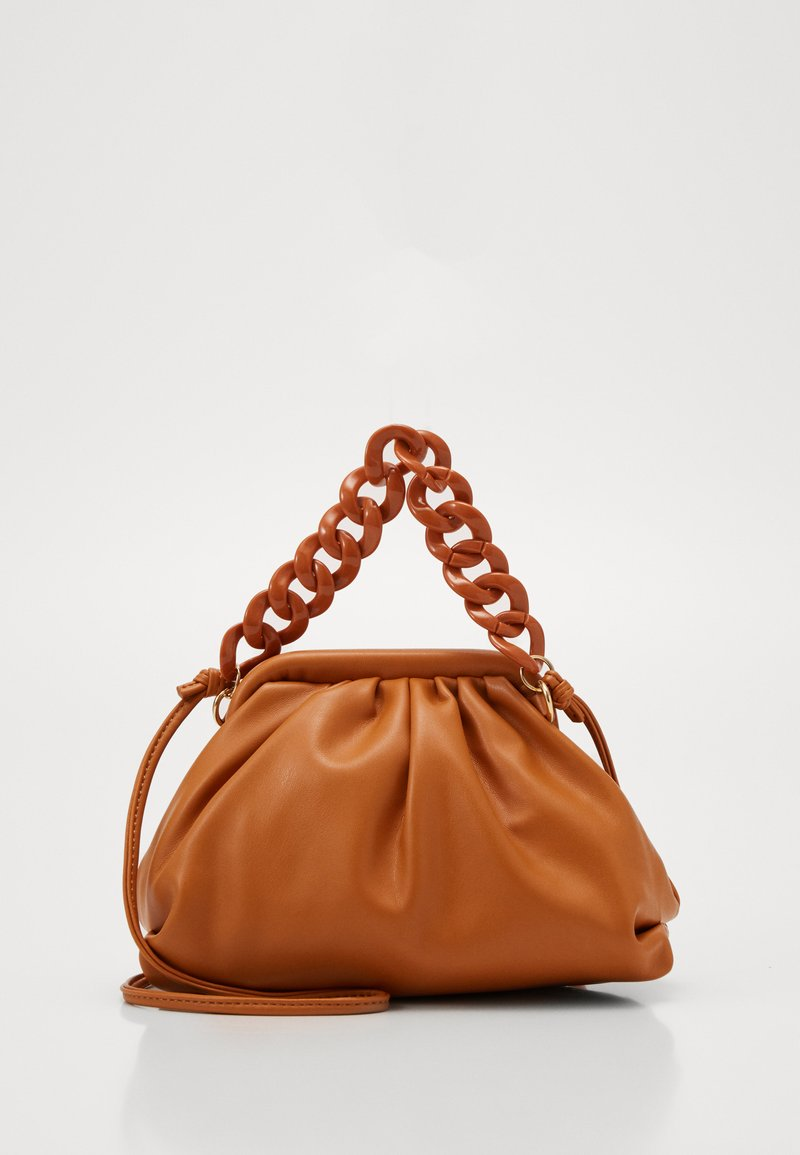 Gina Tricot - SERENA BAG - Olkalaukku - brown