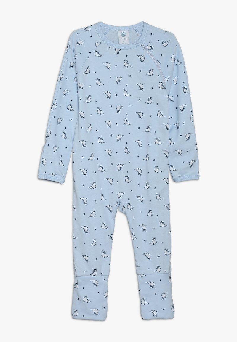 Sanetta - OVERALL BABY - Pyjamas - light blue