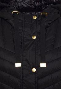 Barbour International - LIGHTNING QUILT - Lehká bunda - black - 2