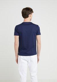 Polo Ralph Lauren - PIMA - Camiseta básica - french navy - 2