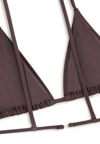 OYSHO - Bikini top - brown - 6