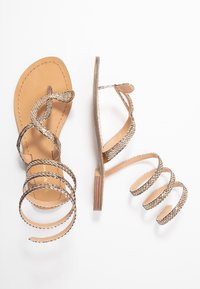 Tata Italia - T-bar sandals - gold - 3