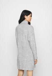 Anna Field - Robe pull - mottled grey - 2