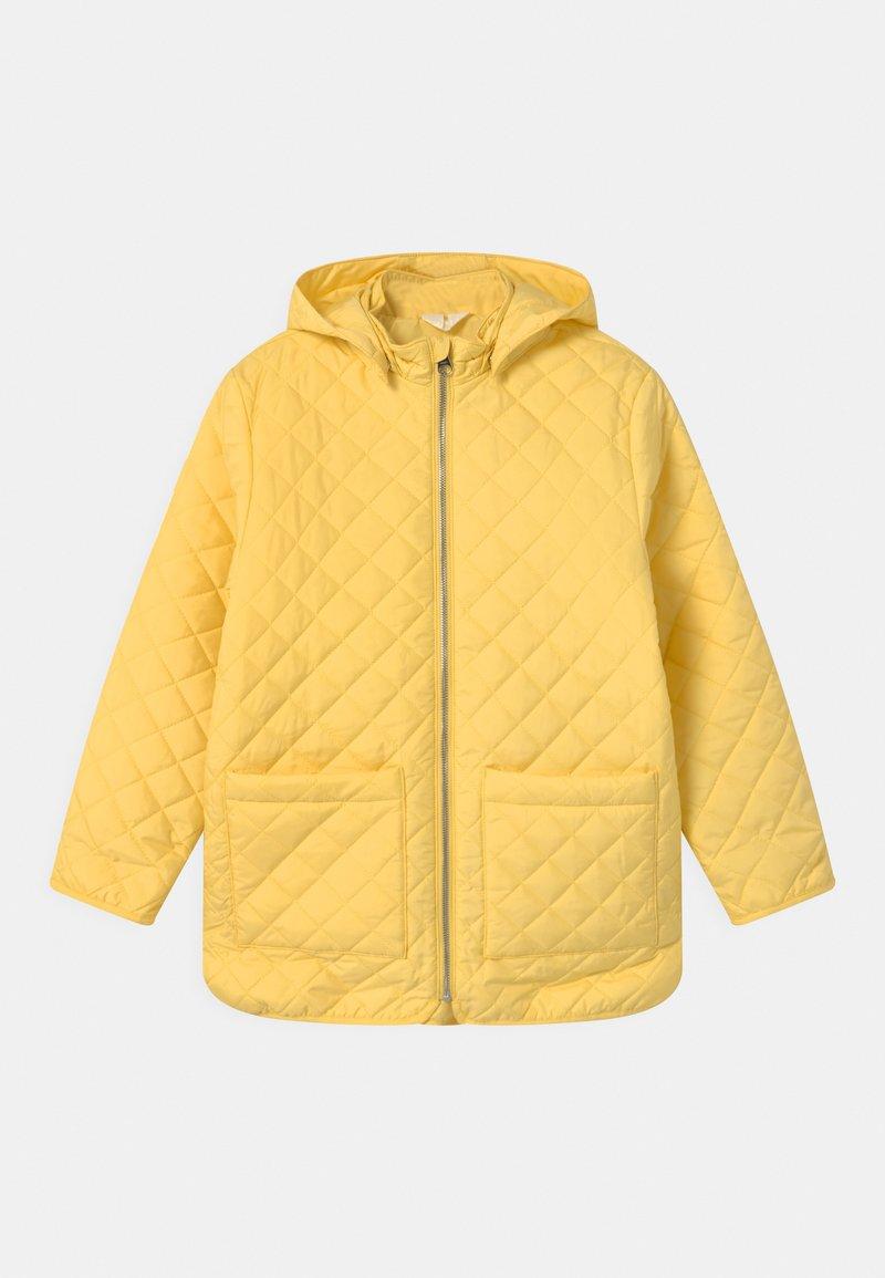ARKET - Short coat - yellow