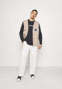 adidas Originals - THE SIMPSONS KRUSTY BURGER - Långärmad tröja - black - 1