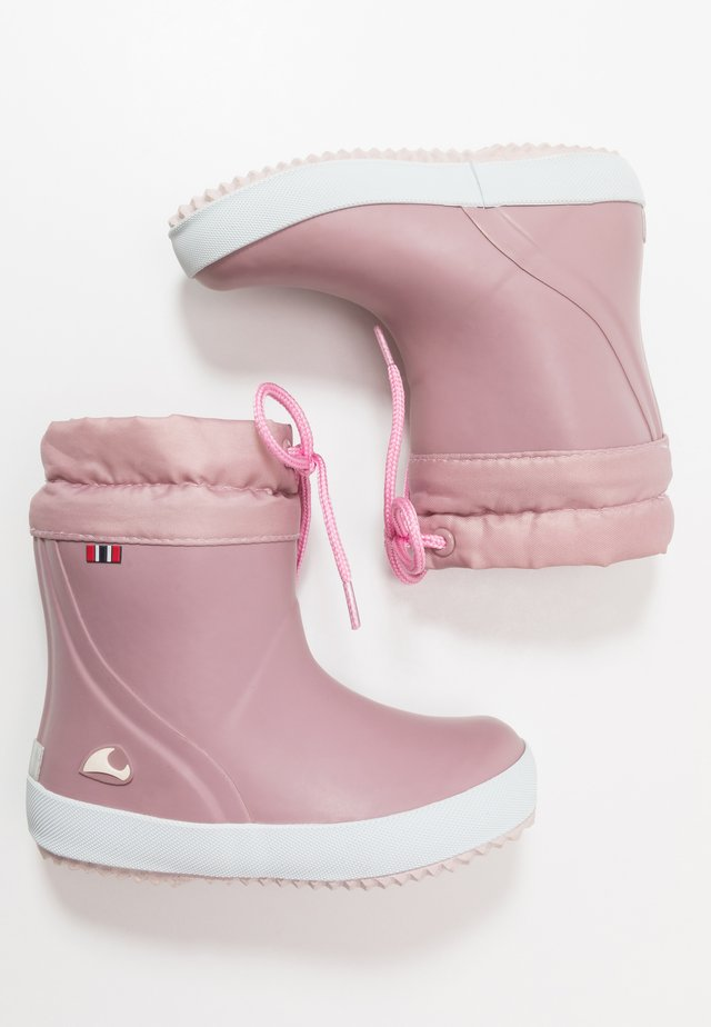 INDIE THERMO  - Wellies - dusty pink