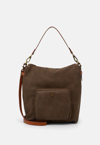U.S. Polo Assn. - HOUST - Handbag - taupe - 0