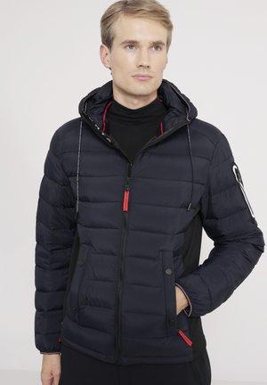 ASIKKALA - Winter jacket - dunkel blau
