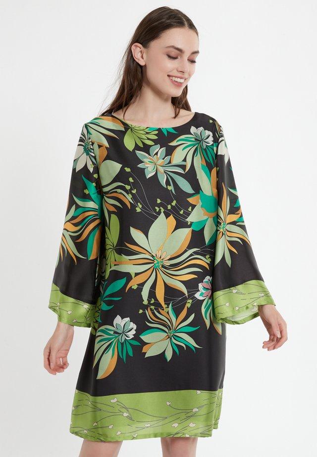 CASAI - Korte jurk - bunt