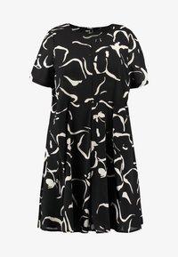 Denní šaty - black/ilona