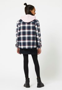 America Today - Button-down blouse - navy - 2