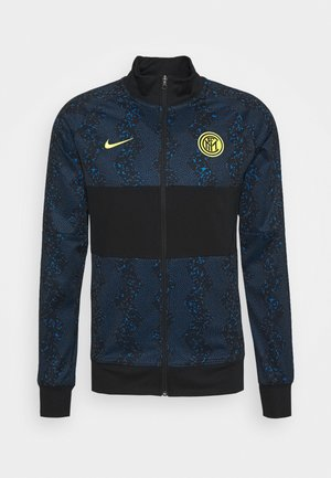 INTER MAILAND - Club wear - black/tour yellow