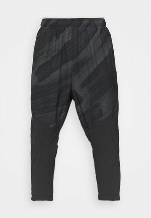 PANT - Spodnie treningowe - black/white