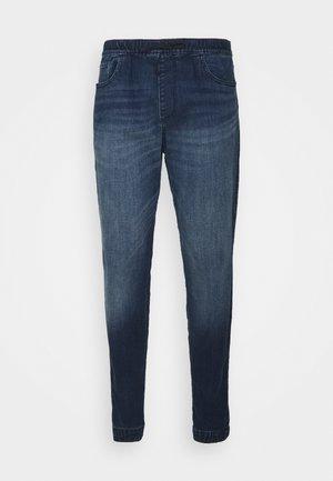 JOGGER - Slim fit jeans - clean dark wash