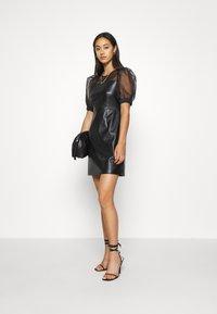 ONLY - ONLMAXIMA DRESS - Etui-jurk - black - 1